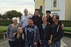 Jugendfahrt 2015 Regen-Walderbach