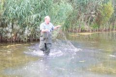 Netzabfischung 2009